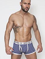 Four men's underwear stripe cotton comfortable men's underwear