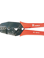 Ratchet Crimping Tool RT-301S European Sleeve-type Insulated Terminal Pliers Network Clamp