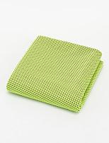 Serviette-Solide- en100% Polyester-30*100cm(11.8