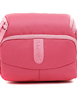 Lovely M Size Camera Case for Sony A6000/A5000/A5100/Nex5tl DSLR/Cam Bag 18*12*14.5 Pink