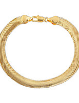 The New Fahion Men's Alloy/ Party / Work / Casual / Fashion /Bracelets 6mm