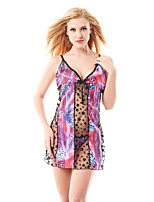 Women New Lace Sleepwear Sexy Lingerie Sleepwear Plus Size Nightgown Hot Lingerie