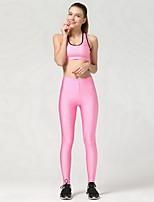Mujer Carrera Sets de Prendas/Trajes Running Capilaridad / Compresión / Reductor del Sudor Otros KOOPLUS Ropa deportiva