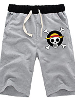 Inspired by One Piece Daily Cosplay Boys' Pure Cotton Shorts