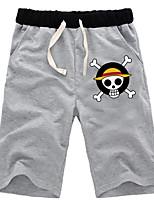 Disfraces Cosplay-One Piece- deNico Robin-Pantalones Cortos-
