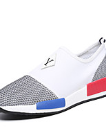Men's Sneakers Shoes Casual/Travel/Outdoor Fashion Running Slip-on Sneakers Breathable Tulle Shoes EU39-EU44
