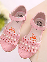 Girls' Shoes Dress Mary Jane Flats Pink / Peach / Beige