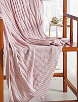 Solid Knitted Blanket Bamboo Fiber  59