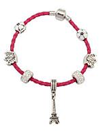 European And American Fashion Eiffel Tower Bracelet