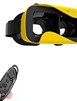 shinecon realidad virtual 3D glasses + consola bluetooth vidrios polarizados + controlador de 3D Bluetooth para teléfonos 4.7 ~ 6