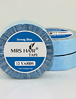 Super Double-Sided Adhesives Blue Tape Length 1097 CM Width 1.9 CM For Tape Hair Extensions/Skin Weft Hair Extensions