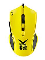 Rapoo originale v20s mouse da gioco core ARM ergonomico ad alta velocità mouse da gioco ottico di 60 ips 12MHz regolabile