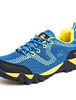 Sapatos Água Masculino Azul / Cinza Tule