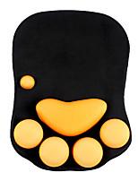 linda almofada de gato mousepad massagem silicone