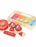 Wood Yellow Musical Instruments for Children All Musical Instruments Toy Random Delivery