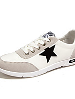 Men's Shoes Casual/Travel/Outdoor Fashion Sneakers Fabric Leather Board Shoes EU39-EU44