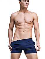 Men's Cotton Fashion  sexy Comfy with G-Strings Shorts