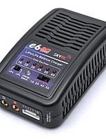 skyrc batterie lipo e6 110-240V 2s-6s entrée ac 50w équilibre de vie 5 Ampères lipo chargeur déchargeur pour hélicoptère rc