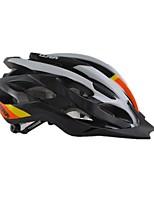 Casque Vélo(Jaune,PVC)-deHomme-Cyclisme / Cyclisme en Montagne / Cyclisme sur Route Sports 24 Aération M : 55-59cm / L : 59-63cm
