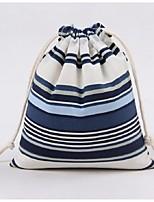 Women-Professioanl Use-Cotton-Storage Bag-White / Blue / Multi-color