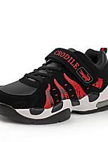 Sapatos Sandálias Esportivas Masculino Preto / Azul / Vermelho Microfibra