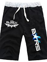 Inspired by Black Rock Shooter Daily Cosplay Boys' Pure Cotton Shorts