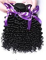 muito 3pc brasileira onda cabelo virgem profunda 100% madeixas de cabelo cabelo humano brasileiro tecer baratos brasileiros encaracolados