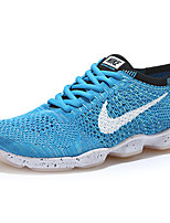 Nike Flyknit Zoom Agility Men's Training Shoe Blue Orange Trainer Sneakers Running Shoes