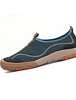 Zapatos de Hombre Mocasines Casual Tul Negro / Gris / Caqui