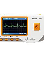 coração electrocardiogram monitor portátil com ecrã LCD a cores