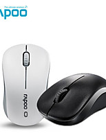 Orginal Rapoo 6010B Bluetooth Mouse Mini Bluetooth 3.0 Wireless Desktop Notebook Mouse Black/White