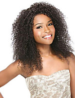 10-26inch 100% Human Hair Wigs Kinky Curly Human Hair Wigs For Black Women