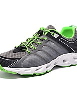 Men's Running Shoes Tulle Blue / Gray