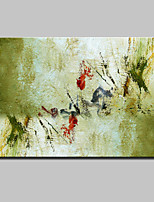 Large Size Hand Painted Modern Abstract Canvas Oil Painting Wall Art Picture With Stretched Frame Ready To Hang 80x120cm