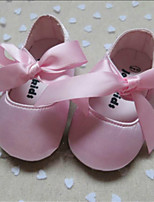 Baby Shoes Outdoor Silk Flats Pink
