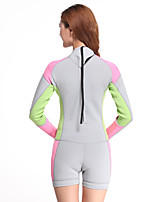 Others Women's Diving Suit Waterproof / Ultraviolet Resistant Dive Skins S/M / L / XL Diving