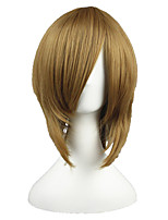 Kuroko no Basket-Aida Riko Brown 14inch Anime Cosplay Wig CS-001J