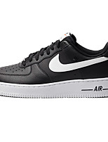 Nike Air Force 1 Low AF1 Men's Shoe Sneakers Casual Athletic Skate Shoes Black-White
