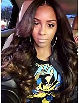 Evawigs Brazilian human hair full lace big wave wig for black women