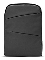 POFOKO® 15.6 Inch 26L Waterproof Oxford Fabric Laptop Backpack Black/Gray