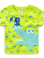 Top Fashion New Arrival Boys Clothes Kids Cotton Summer Short Sleeve T shirts Boys Teenage Tees