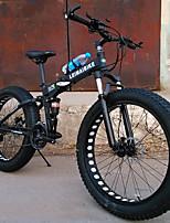 21 speeds Fat Bike Folding Bicicleta Wheels 26