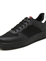 Men's Shoes EU39-EU44 Casual/Travel/Outdoor Fashion Sneakers Microfiber Tulle Leather Board Shoes