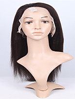 EVAWIGS Indian virgin hair lace front wig kinky straight lace wig for fashion lace wigs