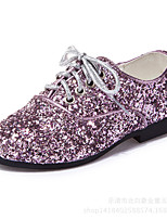 Girls Glass Slipper Princess Crystal Shoes Girls' Shoes Wedding / Dress / Casual Comfort / Round Toe Synthetic