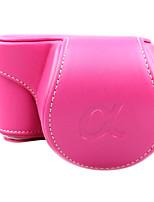 SLR CaseForSony One-Shoulder Pink