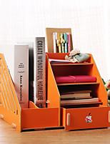 Uso de oficina(Rojo / Rosado / Blanco / Verde / Azul / Amarillo) -Tema Clásico-No personalizado 25.5*26*20cm Madera
