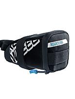 Borsa posteriore laterale da bici Impermeabile / Indossabile / Multifunzione / Resistente agli urti Ciclismo Cuoio / Nylon 400DNero /