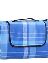 Tappetino da campeggio / Tappetino da notte / Tappetino da picnic-Antiumidità / Impermeabile- diNylon-Blu reale
