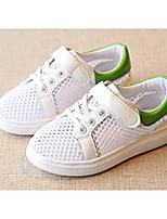 Baby Shoes Outdoor / Casual Tulle Fashion Sneakers Black / Green / Pink